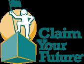 Claim Your Future logo